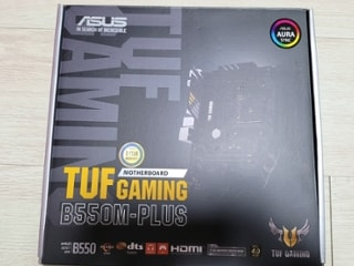 (사용기)ASUS TUF Gaming B550M-PLUS